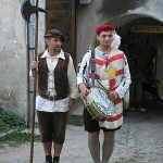 Sighisoara folk